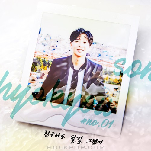 SON HYO KYOU – We Should've Been Friends – Single