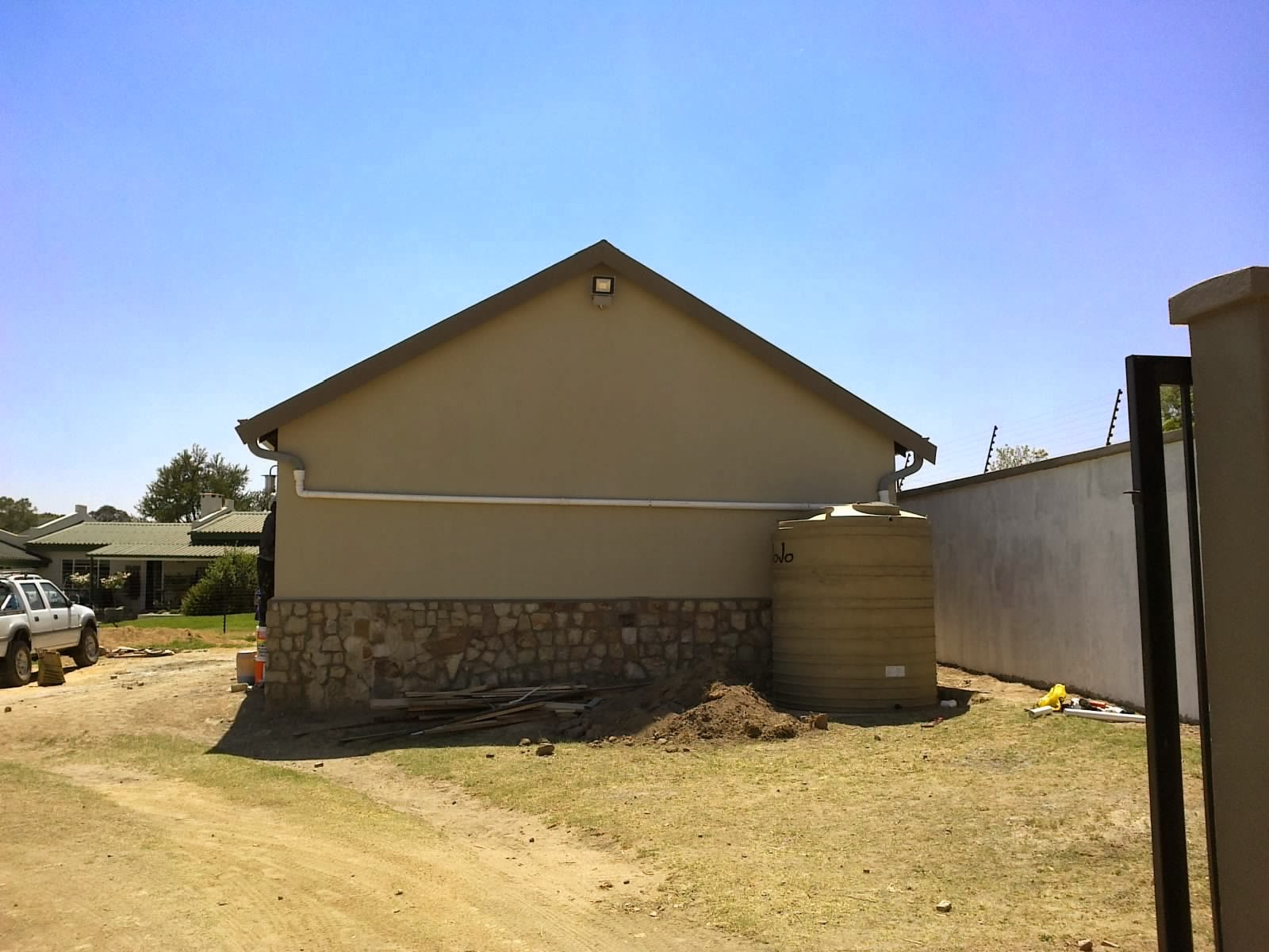 Water Harvesting In South Africa