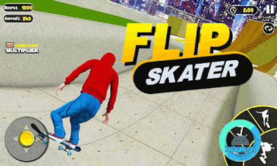 Download Flip Skater Mod Apk v1.26 Android
