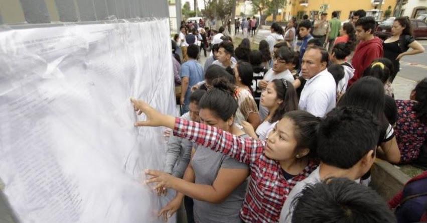 PRONABEC publicó Lista de Preseleccionados BECA 18 «Resultados Examen Nacional de Preselección» www.pronabec.gob.pe