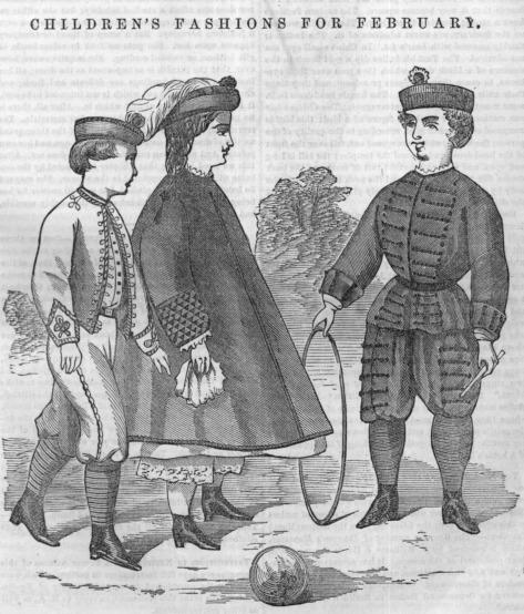 204147b76d45 Civil War Era Clothing  Civil War Era Children s Clothing - February ...
