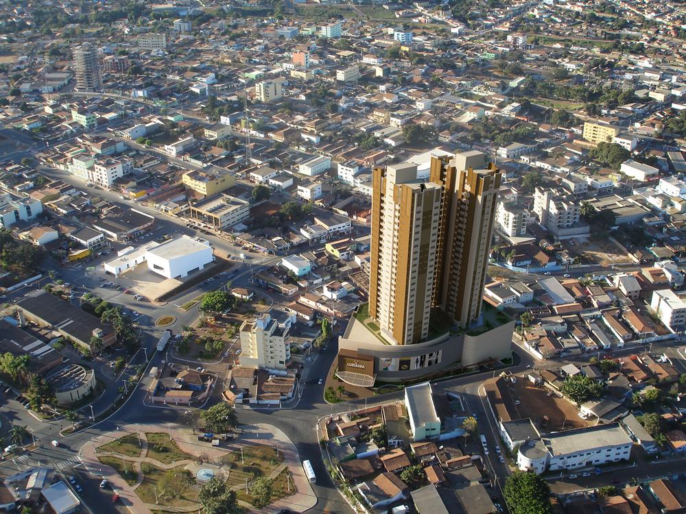 Luziânia é a décima primeira maior cidade do Centro Oeste em 2016