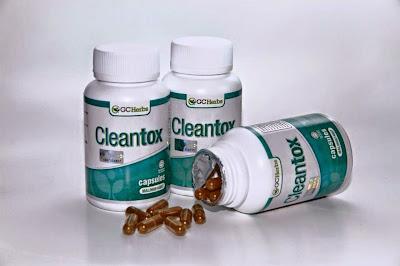 kapsul cleantox atasi masalah obesiti dan usus kotor