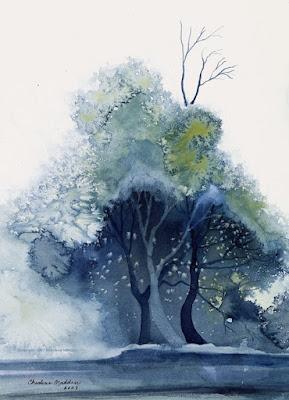 Charlene Madden watercolour