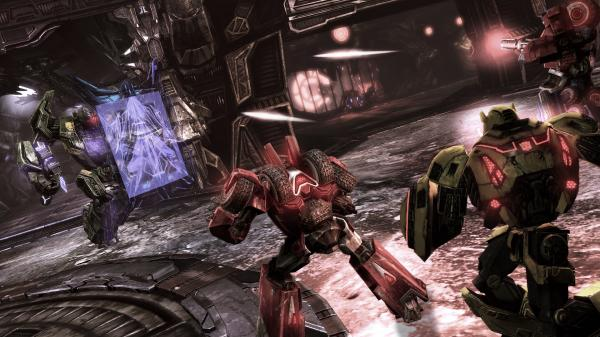 Transformers War for Cybertron PC Game