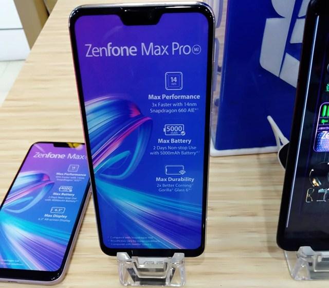 Kelebihan ASUS Zenfone Max Pro M2 (Spesifikasi dan Harga) Terbaru