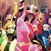 Novo time de Rangers irá aparecer nos quadrinhos de Mighty Morphin Power Rangers