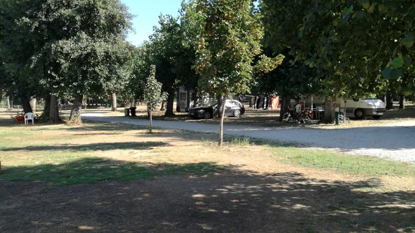 Parque de Caravanismo de Valhelhas