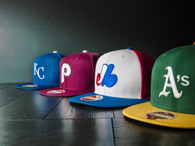New Era Heritage Collection | 1980 World Series Headwear - Atomlabor Blog Streetstyle 2016