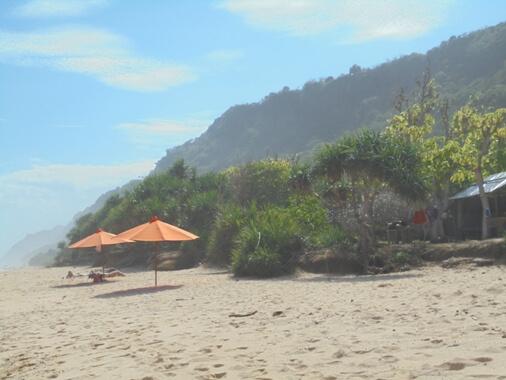 Nunggalan Beach Bali, Pantai Nunggalan Bali