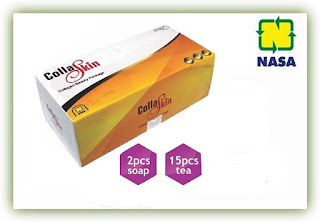 Jual Collaskin Soap Dan Collaskin Drink Asli Nasa
