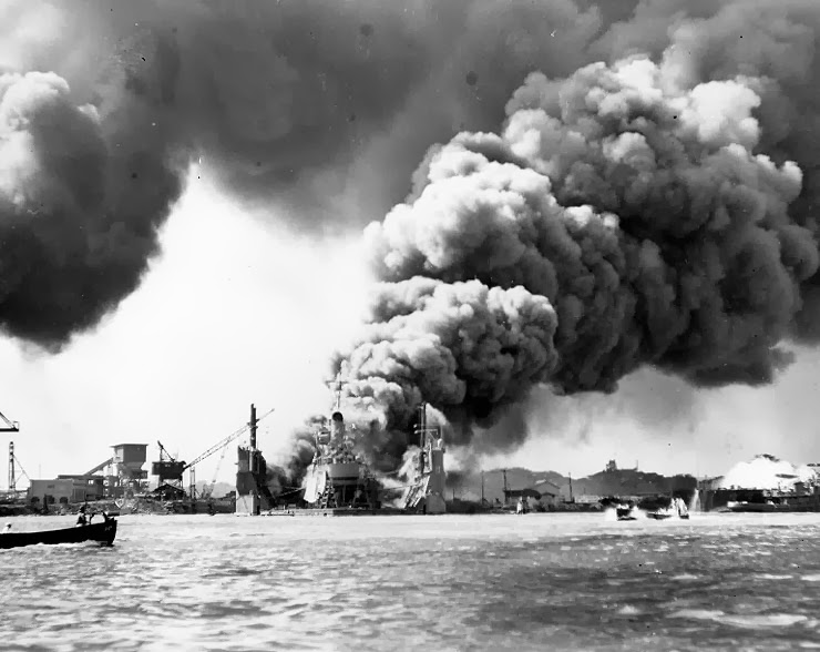 Japanese mini Submarines at Pearl Harbor