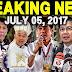 BREAKING NEWS TODAY JULY 05 2018 PRES DUTERTE l CBCP l MAYOR HALILI l SEN LACSON l NUEVA ECIJA MAYOR