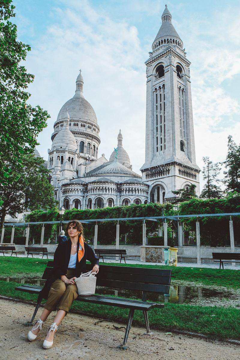 собираем чемодан в Париж
