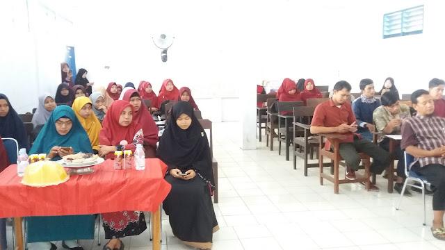 Membentuk Jati Diri IMMawati, Pikom IMM Komisariat STKIP Muhammadiyah Bone Diksuswati