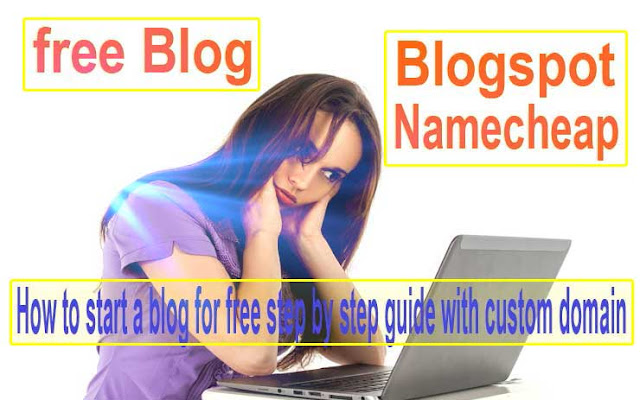 How to start a blog for free