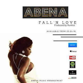 Abena Star - Fall N Love (Prod. By Runtinz)