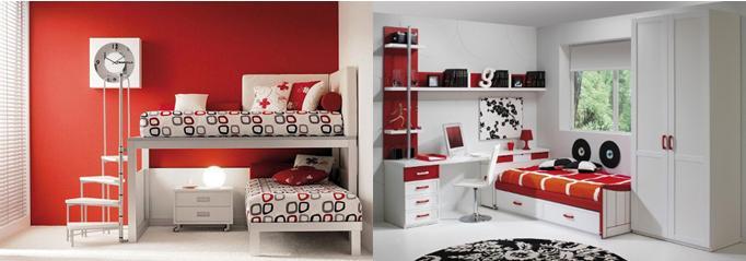 colores bonitos para pintar la habitación de un adolescente