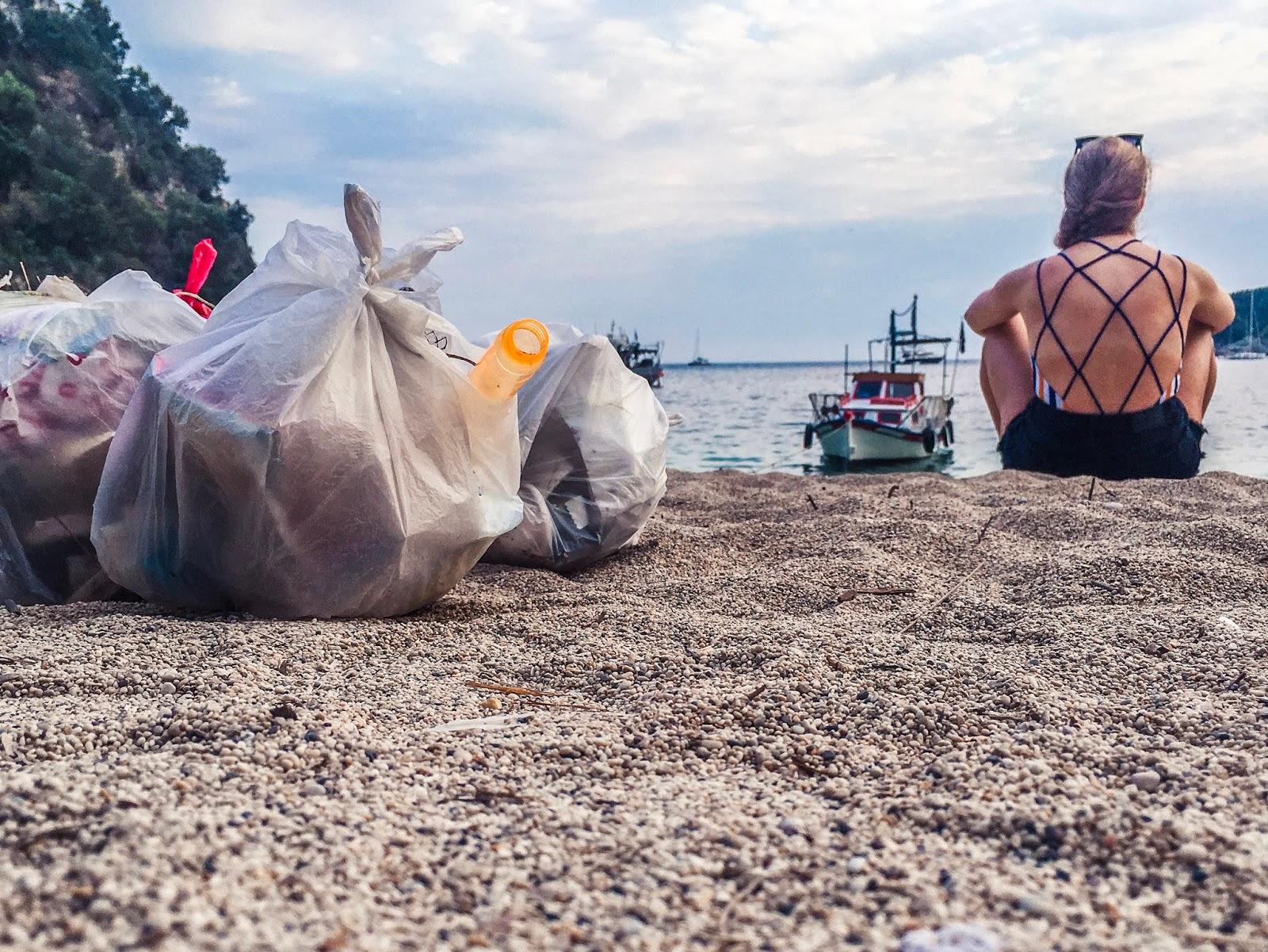 Beach Clean, Parga