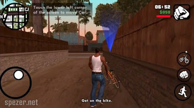 Cara Instal GTA San Andreas di Android