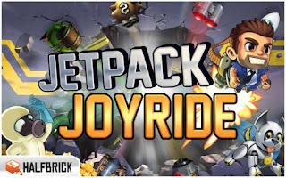 Jetpack Joyride Apk v1.9.22 Mod Unlimited Coins