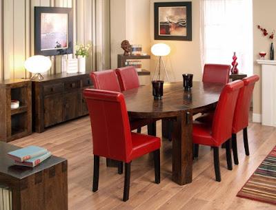 Meja Makan Kayu Untuk Ruang Makan