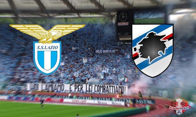 Lazio vs Sampdoria Full Match And Highlights