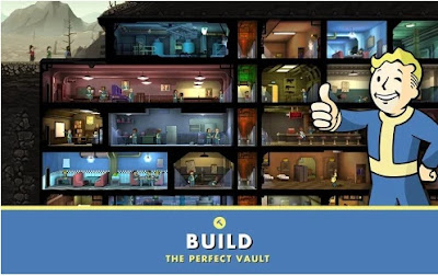 Fallout Shelter MOD APK v1.13.10 Android Terbaru Unlimited Money