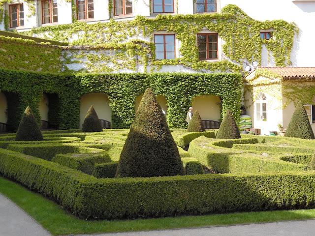 ogród barokowy