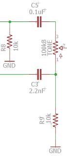 Tonebender MKIII schematic