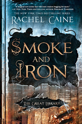 Bea's Book Nook, Review, Smoke and Iron, Rachel Caine
