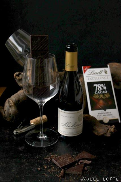 Foodpairing, Schokolade, 2015 STRAW WINE - MULLINEUX & LEEU FAMILY WINES - SWARTLAND, SÜDAFRIKA, Wein am Limit