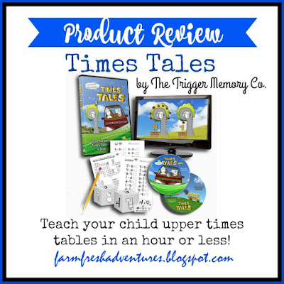 Times Tales by The Trigger Memory Co. Product Review