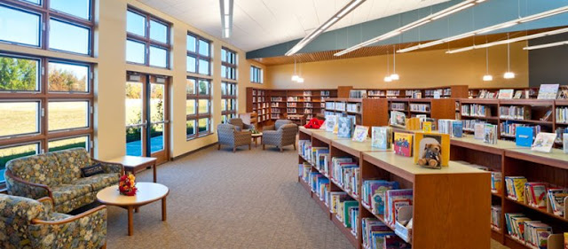 Thư viện đọc sách dành cho cư dân Sunshine Garden