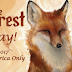 The Fox in the Forest Giveaway