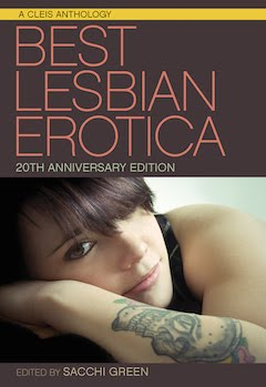 BEST LESBIAN EROTICA OF THE YEAR<br>Sacchi Green