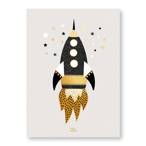 https://www.shabby-style.de/michelle-carlslund-poster-gold-space-ship