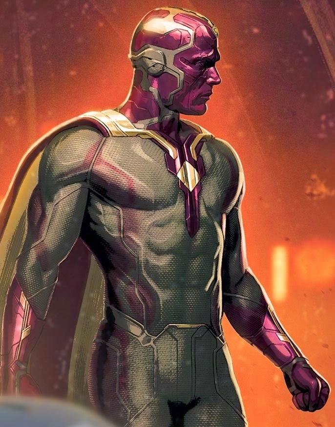 Avengers Age of Ultron 2015  Paul Bettany as Jarvis