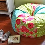 Bean Bag Chair  (adult-sized) Tutorial