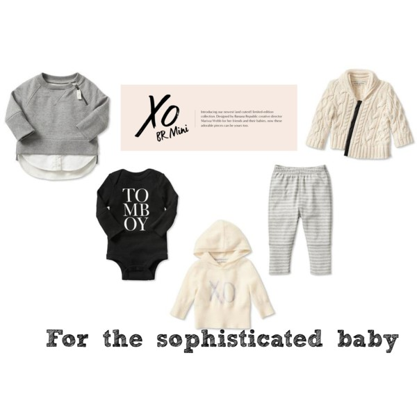 Baby Trends: XO BR mini collection