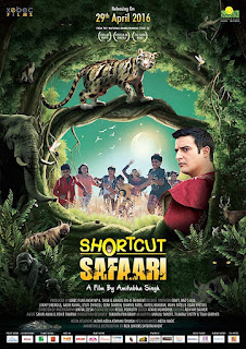 Shortcut Safari (2016) Hindi Movie HDRip | 720p | 480p