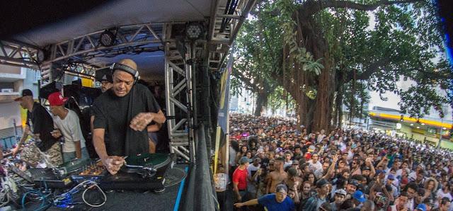 Em sua terceira edição o Bloco Beatloko leva o melhor do Rap Nacional para o carnaval de São Paulo.