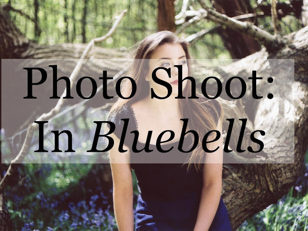 Photo Shoot: In Bluebells