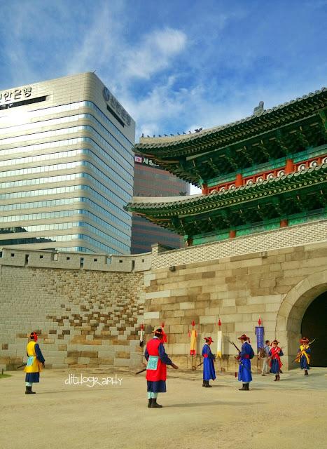 Gerbang Namdaemun | 남대문  Korea Selatan