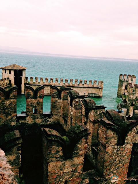 Weekend sul Lago di Garda. lago di garda, garda, cosa vedere a brescia, cosa vedere sul garda, amazingbrescia, castello scaligero, castello sirmione, sirmione, cosa vedere a sirmione