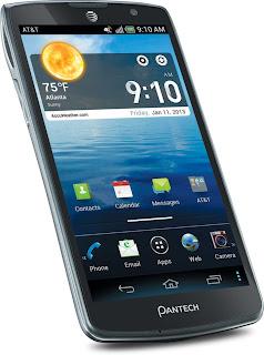 The Pantech Discover Smartphone