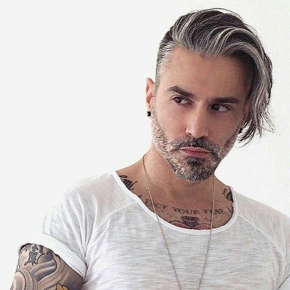 spesso Vanity Hair Style: Tagli capelli uomo 2017: le tendenze per la  CV57