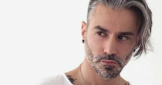 Taglio capelli uomo 50enne