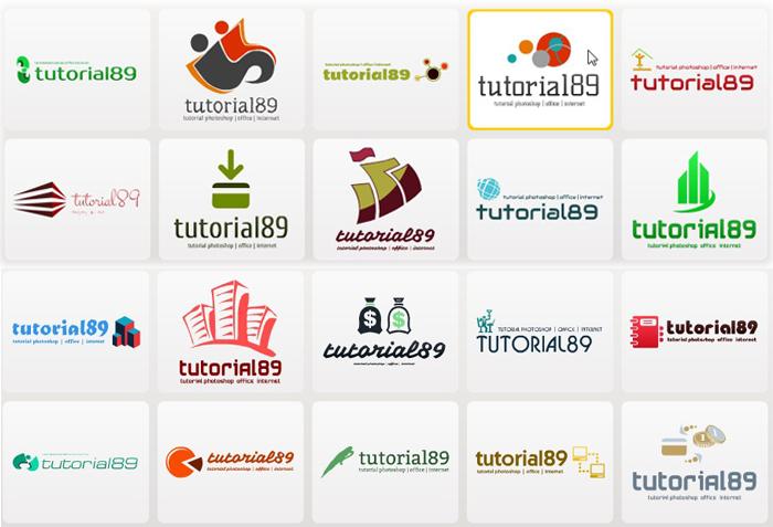 Cara membuat logo keren secara online gratis