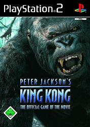 kingkongps2 - King Kong PS2